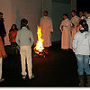 Fuego Pascual en Schoenstatt