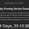 Your LIVE Events!