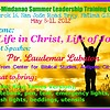 Please pray for our summer Actvities