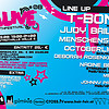 Flyer - Alive Youth Festival 2008