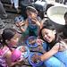 Feeding poor children