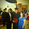 Graduación del Pastor, en el Seminario Nazareno
