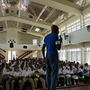 Rev Steele in The Schools in Barbados