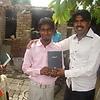 Pastor Shoukat Bible Distribute village 26,2,2015