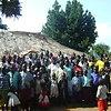 Introducing Pastor Washington in Abany Church 19.7