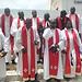 Deux pasteurs se sont faits ordonnés par l' EMUS  ce 6 juillet 2015 á Dakar. Il s'agit de Jean de Dieu Ngouala et Saliou Kokouvi Adjaké
