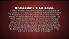 Ephesians 1