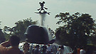 Hongkong DisneyLand- See Mickey Surfing Above the Whale