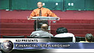 Financial Stewardship Part 8