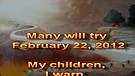 Many will try – February 22, 2012