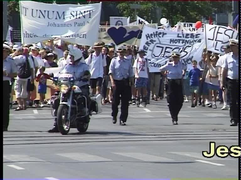 Marsch für Jesus 2000