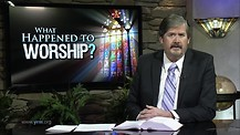 What Happened to Worship?