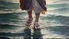 Magnificent Christ - Walk on Water