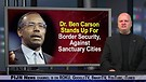 Dr. Ben Carson Stands Up to Donald Trump on Immi...