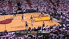 Manu Ginobili's amazing pass game 1 of 2013 NBA Finals