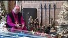 Feliz Navidad por parte de Monseñor Jean Marie