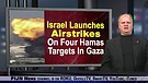 Israel Launches Airstrikes On Hamas Targets In G...