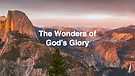 The Wonders of God's Glory Pt.8  I Dr. Andrew Nk...