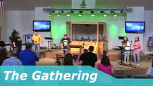 Worship with Youth from West Virginia Awakening 6/11/16