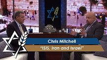 Chris Mitchell: Isis, Iran and Israel (September 26, 2016)