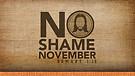 No Shame 2016 Update