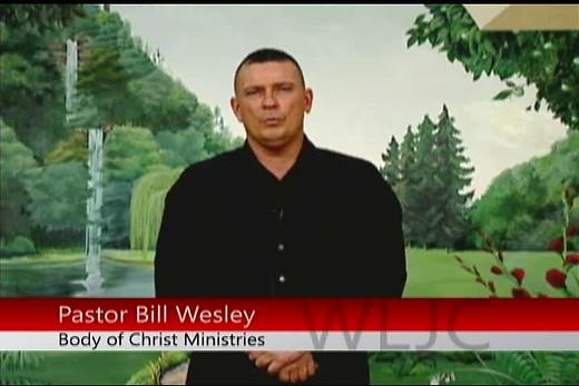Pastor Bill Wesley