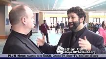 """Jonathan Cahn: """"Harbinger"""" and """"Shemitah"""" and """"Book Of Mysteries"""""""