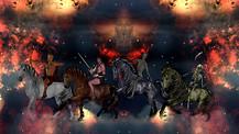 Crisis #5 The Four Horsemen of the Apocalypse