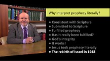 Bible Prophecy (2) - Interpret Prophecy Literally