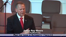 Roy Moore 1 of 5:  Alabama Senate race Special Report
