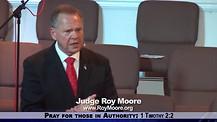 Roy Moore 1 of 5:  Alabama Senate race Special Report