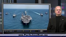 3 Navy Aircraft Carriers Approach North Korea