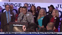 Pastors speak out for Roy Moore at Press Conference and Rally