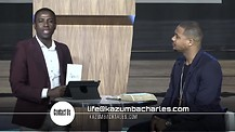 What Mistakes Taught Me About Life—Dr. Kazumba Charles with Guest Pierre A.Thompson