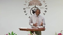 Practice Living In Christ~Part 2, by Pastor Ian M Taylor