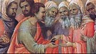 His Arrest and Trial - Jesus of the Bible / Epis...