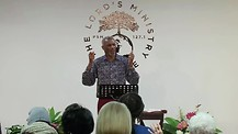 Total Victory Because Of The Sacrifice Of Christ~6.6.1, by Pastor Ian M Taylor