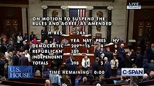Congress Rejects
