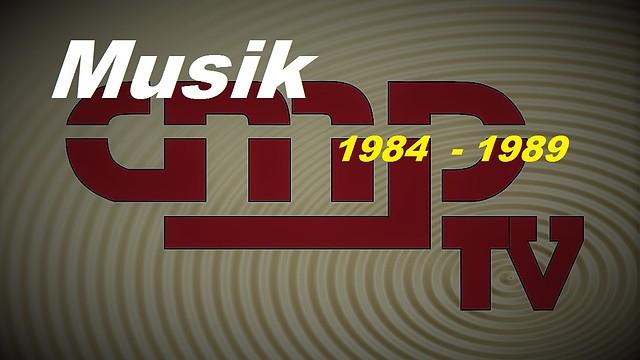 1984-1989: Musik Video Produktionen