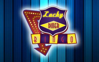 Lucky Diner Bingo TV